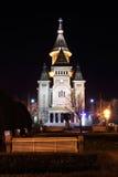 Den Timisoara ortodoxdomkyrkan Arkivbild