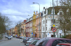 den tjeckiska karlovy republiken varierar Royaltyfria Bilder