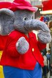 Den Toon Walk —komiker ståtar Benjamin Elephant-Nuremberg 2016 Arkivbild