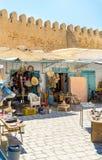 Den traditionella marknaden Royaltyfria Foton