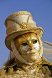 Den traditionella venetian karnevalet maskerar Fotografering för Bildbyråer