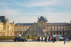 Den triumf- bågen i Paris Royaltyfri Fotografi