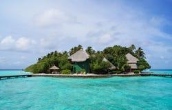 Den tropiska ön Arkivfoto
