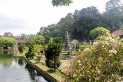 Den tropiska turistsighten parkerar Arkivfoto