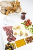 Den turkiska frukosten Royaltyfri Bild