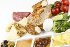 Den turkiska frukosten Arkivbilder