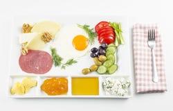 Den turkiska frukosten Fotografering för Bildbyråer