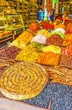 Den turkiska kokkonsten Arkivfoton