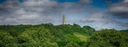 Den Tyndale monumentet nära till norr Nibley, Gloucestershire fotografering för bildbyråer