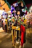 Den tyska julen för den sjätte vinterunderland marknadsför i London Royaltyfri Fotografi
