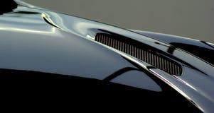Den underbara lyxiga bilkonsten Royaltyfria Foton