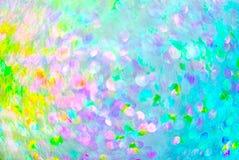 Den unfocused bakgrunden av abstrakt lyster vektor illustrationer
