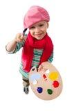 Ung konstnär Royaltyfri Foto