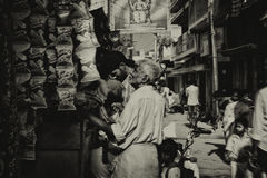 Den väsentliga Indien Arkivbilder