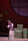 """Den västra Chamber†för äktenskapsmäklareHong Niang-Kunqu Opera """"the en Royaltyfria Bilder"""