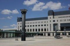 Den västra stationen Royaltyfria Bilder