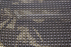 Den väva samman texturen Arkivbild