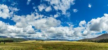 Den Valles calderaen fotografering för bildbyråer