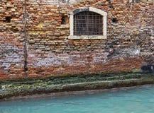 Den Venetian Hus-Väggen specificerar Arkivfoton
