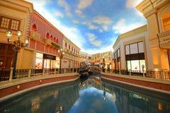 Den Venetian Las Vegas, Las Vegas, NV, USA royaltyfria foton