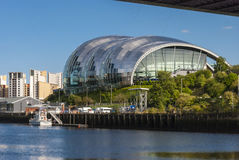 Den visa Gatesheaden arkivfoton