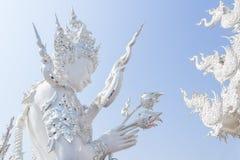 Den vita gudlönrespekten Royaltyfri Bild