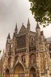 Den Westminster abbeyen Royaltyfri Bild