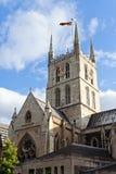 Den Westminster abbeyen Arkivfoto