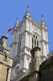 Den Westminster abbeyen Royaltyfri Fotografi