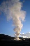 Den Yellowstone nutionalen parkerar Royaltyfria Foton