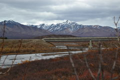 Denali of Alaska Stock Photography