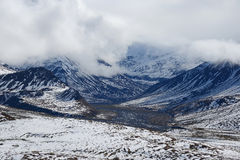Denali landscape Stock Image