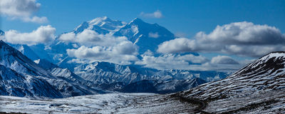Denali - le grand Photo stock