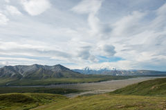 Denali (Mt. McKinley) Royalty Free Stock Photography