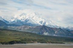 Denali (Mt. McKinley) Stock Images