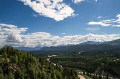 Denali National Park, Alaska stock photo