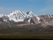 Denali National Park - Alaska Royalty Free Stock Photography