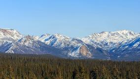 Denali National Park and Preserve Royalty Free Stock Photo