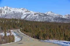 Denali National Park and Preserve Royalty Free Stock Photos