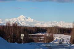 Denali Overlook Stock Photos