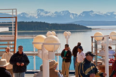 Denali Park Narodowy, Alaska Fotografia Stock