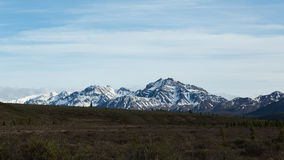 Denali's Mountains Stock Photos