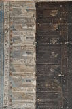 Dendera Hathor tempel målat tak, Egypten Royaltyfria Bilder