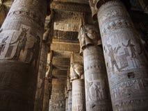 Dendera Temple Stock Image