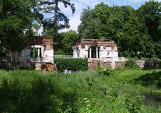 Dendrologicalpark in de Oekraïne Royalty-vrije Stock Fotografie