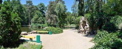 Dendropark Royaltyfri Fotografi