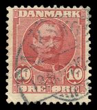 Denemarken, Denemarken Royalty-vrije Stock Fotografie