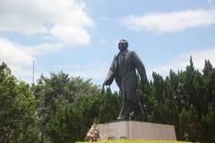 Deng xiaoping's statue Stock Image