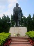 Deng Xiaoping Statue. A statue of Deng Xiaoping in Shenzhen, China Royalty Free Stock Photo