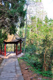 Denggao Pavilion Royalty Free Stock Photography